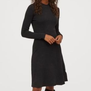 H&M Mock Turtleneck Dress